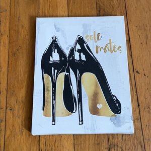 Shoes canvas
